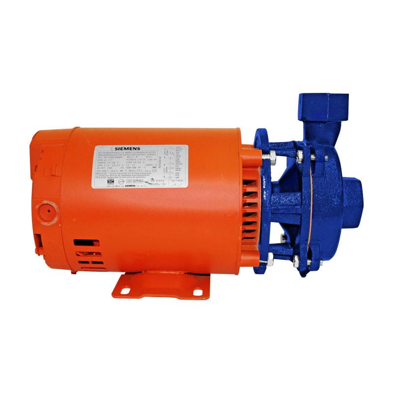 Bomba para agua de 3 4 hp siemens for Bomba de agua siemens