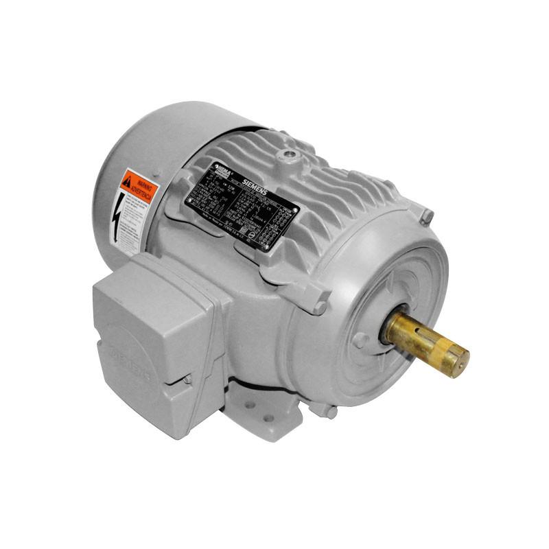 Motor trif sico de 10 hp baja nema premium siemens for Siemens electric motors catalog