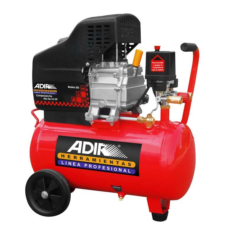 Compresor de 2 5 hp con tanque de 25 litros 202 adir - Compresor de aire 25 litros ...