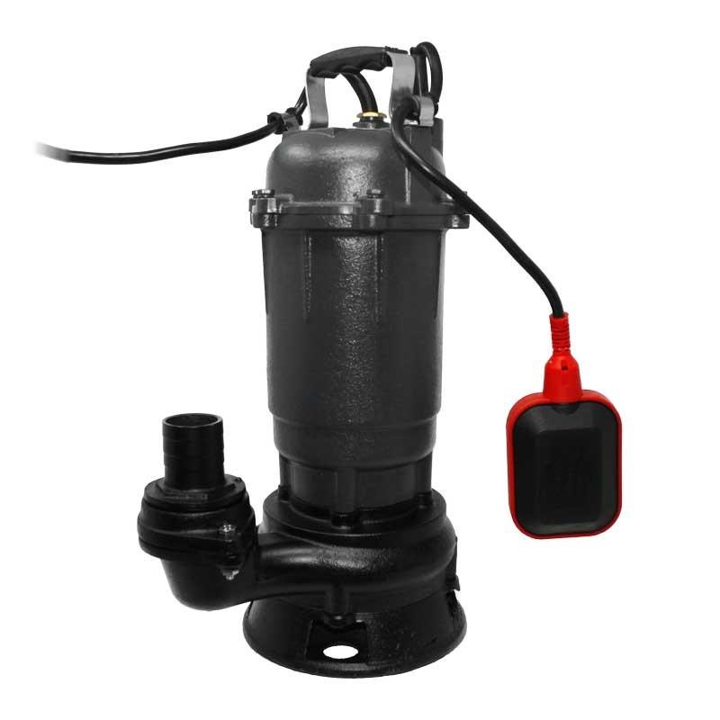 Bomba sumergible para agua turbia 1 hp wqd 16 igoto - Bomba de agua sumergible ...