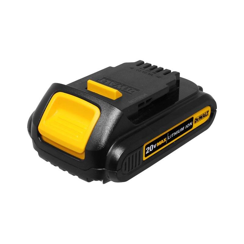 Batería compacta de ion de litio 20 V MAX DCB201 DeWalt