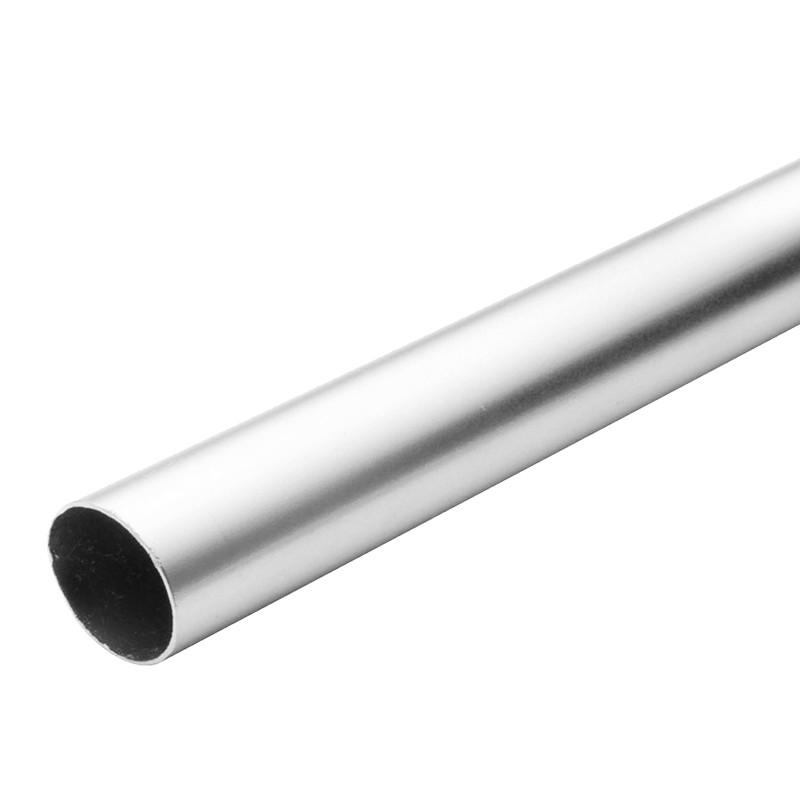 Tubo de aluminio redondo de 1 x 3 metros - Tubo de aluminio redondo ...