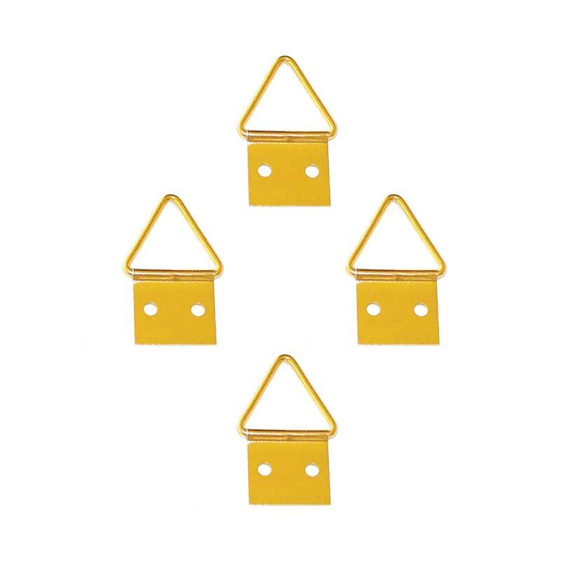 Triangulo grande para colgar cuadros