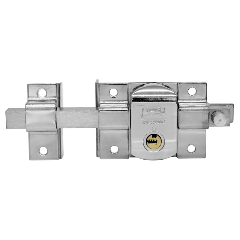 Cerradura de barra de extra seguridad izquierda as800 phillips - Cerraduras de seguridad ...
