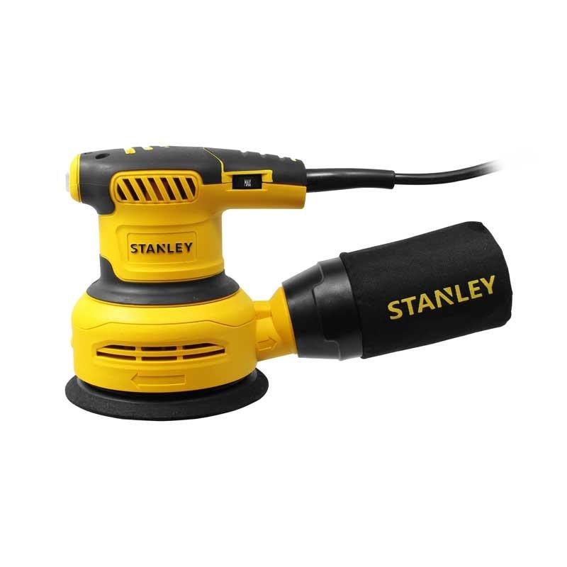 "Lijadora orbital 5"" 300 W SS30 Stanley"