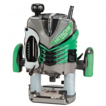 "Router de 1/2"" 3/4 HP M 12V2 Hitachi"