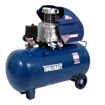 Compresor de aire 50 L / 2 HP TC2046 Toolcraft