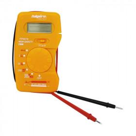 Multímetro digital de bolsillo FP0078 Fulgore