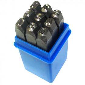 Números de golpe 4mm