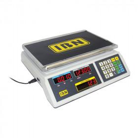 Báscula electrónica 40 kg IBN