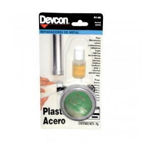 Plastiacero normal R1-56 70 gr Devcon