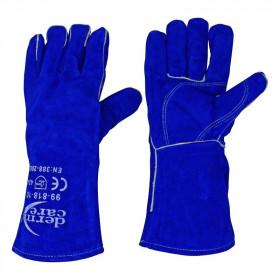 Guante para soldar con espuma azul 99-818-10 Derma Care