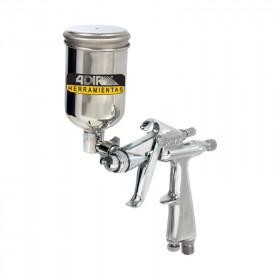 Pistola mini de gravedad con 3 controles AD692 Adir