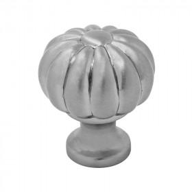 Jaladera botón Lotus níquel satinado 3895 Handy Home