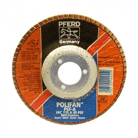 "Disco laminado 4-1/2"" POLIFAN PSF PFERD"