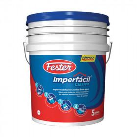 Impermeabilizante blanco 5A 19 litros Fester