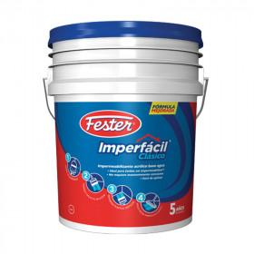 Impermeabilizante rojo 5A 19 litros Fester