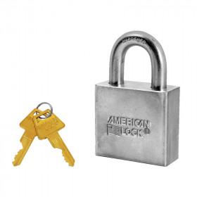 Candado gancho corto de acero inoxidable 51 mm American Lock