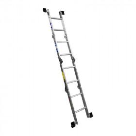 Escalera multiusos 2.44 metros MEC-8 Escalumex
