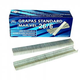 Grapas Standard 26/6 Fifa