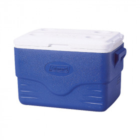 Hielera de 34 litros azul Coleman
