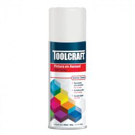 Pintura en aerosol blanco mate TC1650 Toolcraft