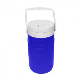 Termo de 1/2 galón azul Coleman