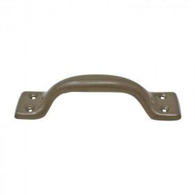 Jaladera para mueble bronce 110 mm Mañon