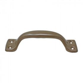 Jaladera para mueble bronce 130 mm Mañon