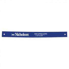 "Segueta 1 1/4"" x 18"" Nicholson"
