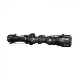 Mira telescópica ajustable 3-9x40 para rifle