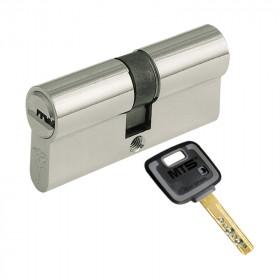Cilindro MT5 de alta seguridad satinado Mul t Lock