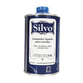 Limpiador de metales líquido Silvo