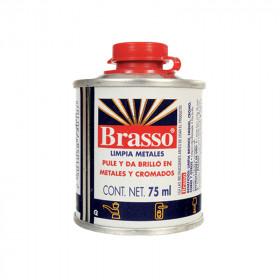 Líquido limpia metales 75 ml Brasso