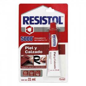 Pegamento Resistol 5000  piel y calzado de 21 ml