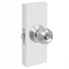 Cerradura para baño acero PF0085 Top Forge