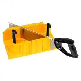 Caja de inglete con serrucho 20-600 Stanley