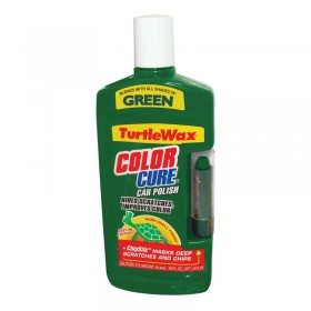 Kit Color Cure verde Turtle Wax