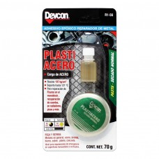 Plastiacero secado normal 70 gr R1-56 Devcon