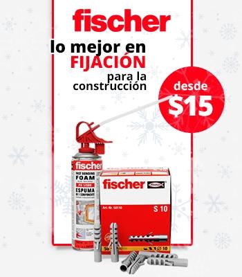 Productos para fijación FISCHER
