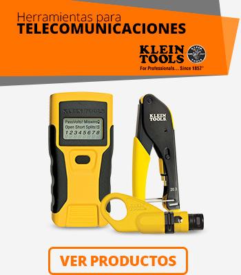 Herramientas para telecomunicaciones